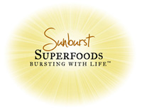 Sun Burst Superfoods: Bursting with Life