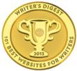 "Winning Writers is one of the ""101 Best Websites for Writers"" (Writer's Digest, 2005-2013)"