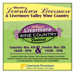 2013 Livermore Wine Country Festival