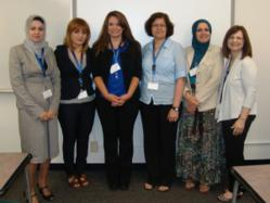 Higher education partnership between Vanguard University and the University of Duhok combats violence against women in Iraq