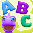 ABCs with Dally Dino - Preschool Kids Learn the Alphabet with a Fun...