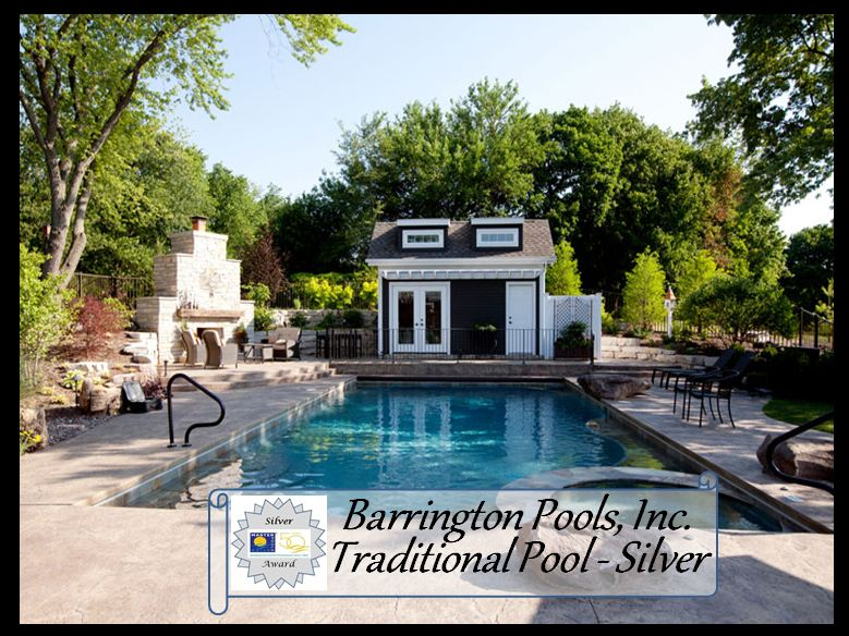 Chicago Pool Builder, Barrington Pools Receives Seven Awards from ...
