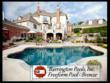 Bronze Award Freeform Pool