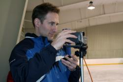 Photo of figure skating coach and iCoachSkating.com Founder Trevor Laak