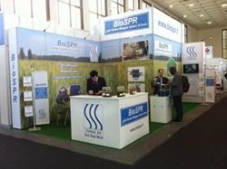 Three-Es BioSPR Stand at BioGas World Trade Fair Berlin