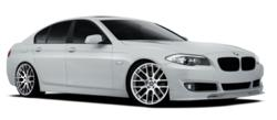 BMW Wheels by Beyern - 5 series with Silver Spartan