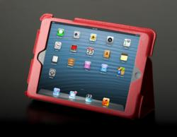 AViiQ Slim Case iPad Mini Case - Red