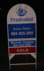 Sold by Michelle Vaughan