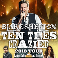 Find Blake Shelton Tickets