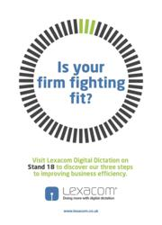Is your firm fighting fit?