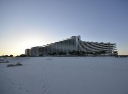 Eden Condominiums is located on Florida's Perdido Key