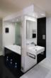 Shannen Marshall's winning bathroom design, built full size in our Burnley Showroom