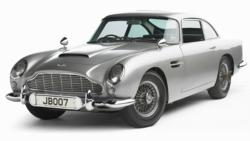 James Bind's DB5