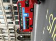 "London bus with INHIBITIF's tagline ""Are you a shave slave?"""