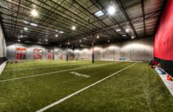 Synthetic Field Grass at D1 Orlando Location