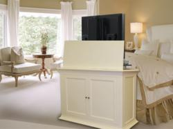 touchstone home products goes to full production on seaford tv lift cabinet