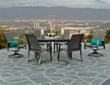 Telescope Casual Momentum Outdoor Dining Set