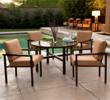 Woodard Salona 5 Piece Dining Set