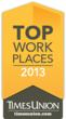 Auto/Mate Recognized by the Albany Times-Union with a Top Workplaces...