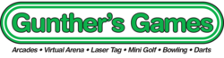 Gunther's Games Logo