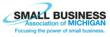 Small Business Association of Michigan Selects Billhighway Give as...