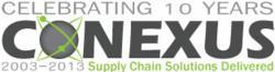 Conexus ten year anniversary logo