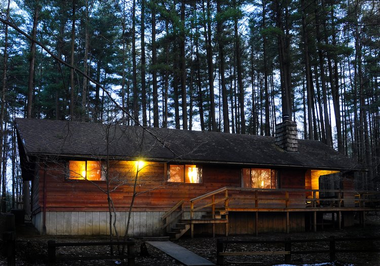 Charmant North Bend State Park Cabin Rentals ...