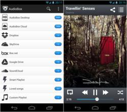 AudioBox Android Player