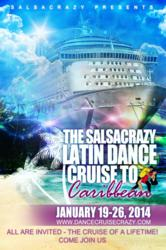 Join us on a Dance Cruise Adventure with SalsaCrazy