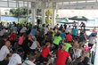 More than 66 team and over 600 spinners participated in 5th Annual Spin-A-Thon.