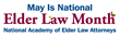 NAELA Celebrates National Elder Law Month in May