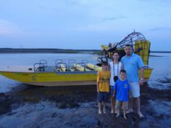 Panama City Beach Airboat Tour