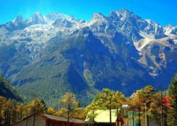 Lijiang Landscape