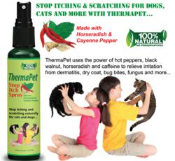 ThermaPet Stop Itch Spray