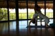 Yoga Practice at Hotel Xixim's Wellness Center