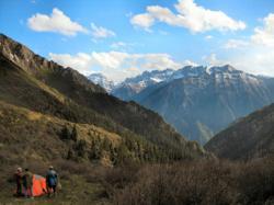 Zharu Valley Trekking