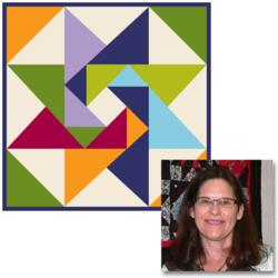 Congratulations to the AccuQuilt 2013 Grand Prize Winner: Sue Hageman of Riley, Kansas.