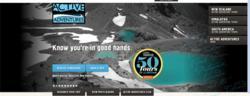 Active Adventures website