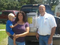 emergency plumber charlotte gives away water heater