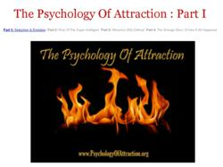 how to attract men review