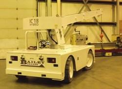 IC18 Hybrid Crane