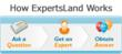 Expertsland - Experts on demand