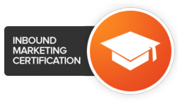Inbound Marketing Certificate