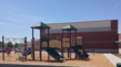 Florence Black Elementary School installs a new custom play structure...