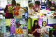Arts Day Festival: Itajime Shibori, Japanese Decorative Papermaking Workshop