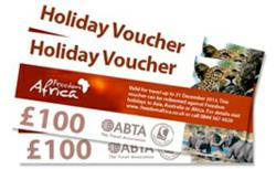 Freedom Africa Holiday Vouchers