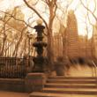 sepia photograph, fine art, art, architecture, NYC