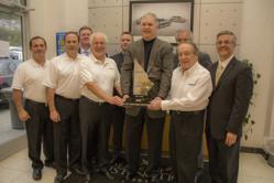 Smail Acura Precision Team Award
