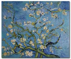 Blossoming Almond Tree - van Gogh