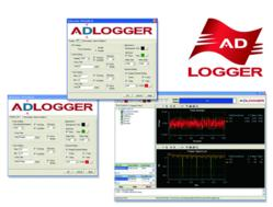 ADLINK's AD-Logger and DAQBench Tools for Data Logging Application Development